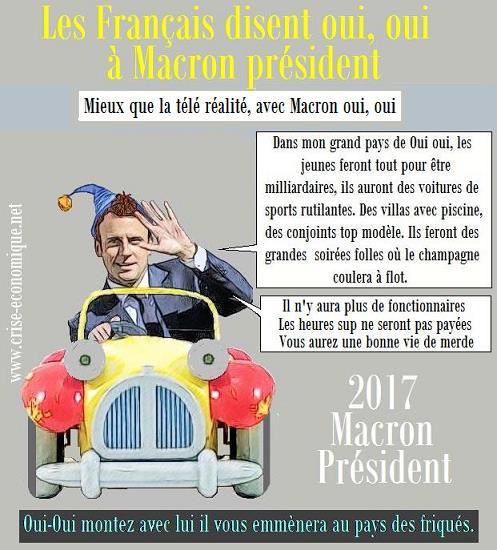 Macron président 2017