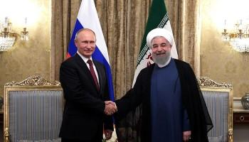 La Russie et l'Iran ensemble en Syrie jusqu'au bout