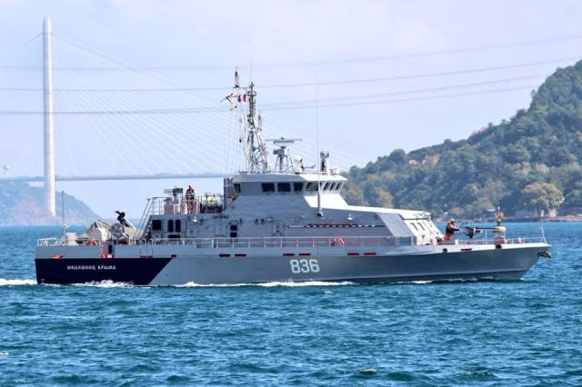 H Ρωσία στέλνει ναυτικές ενισχύσεις στη Συρία καθώς ο SAA ετοιμάζεται να εξαπολύσει μεγαλειώδη επίθεση......
