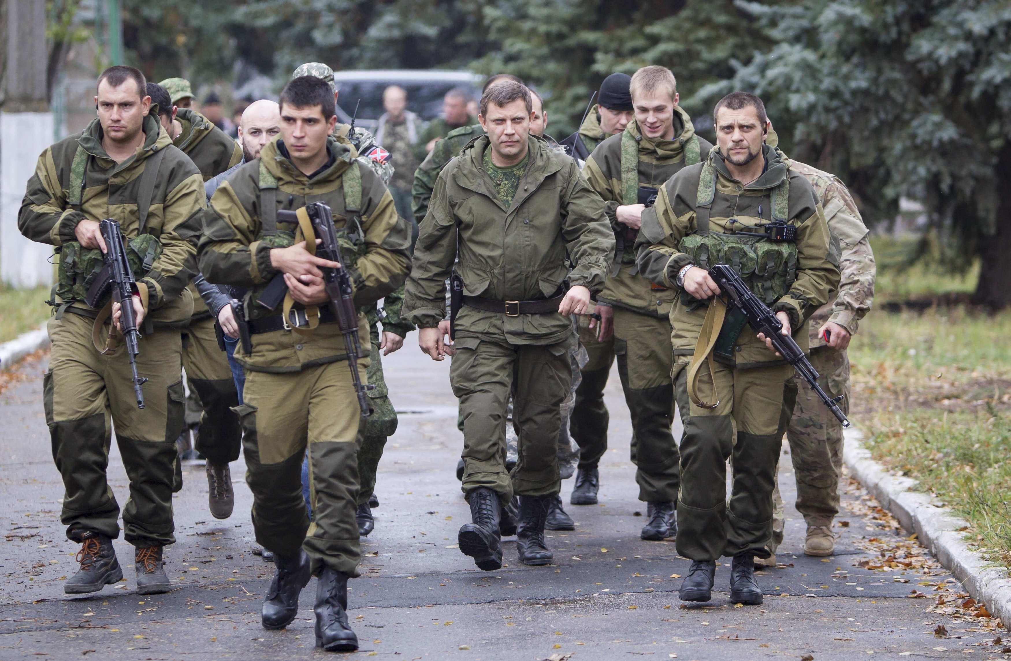 """Résultat de recherche d'images pour """"Aleksandr Zakharchenko"""""""