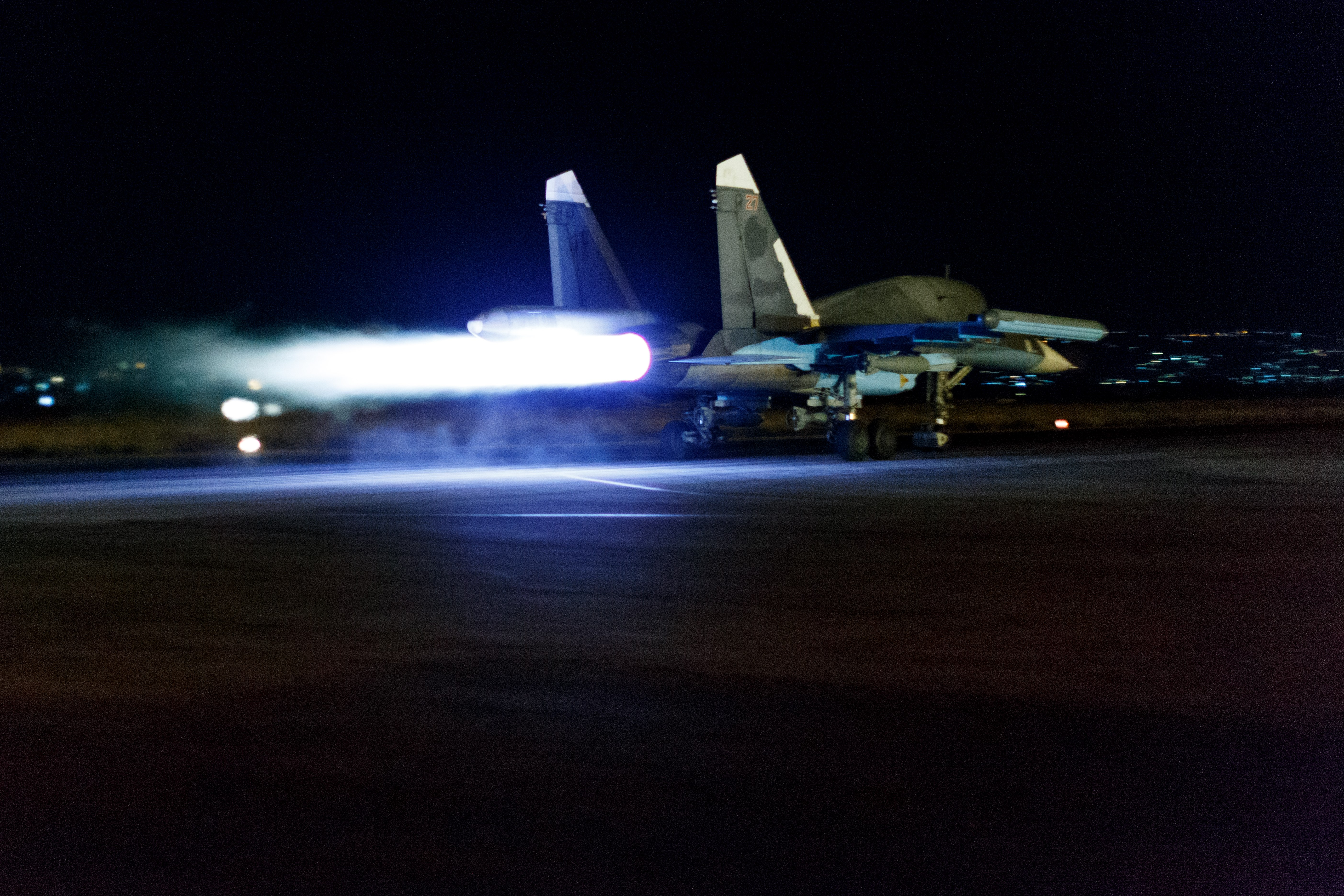 Choïgou, Russie: Les forces russes ont mené 122 000 frappes militaires en Syrie