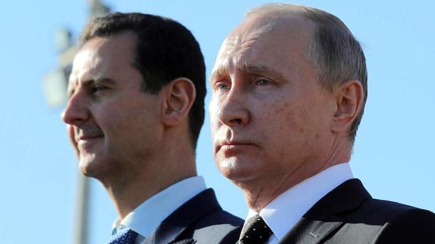 ????La France s'est dit prête à frapper de nouveau la Syrie